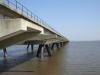 Tankerlöschbrücke Hooksiel
