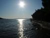 Mittagssonne über der Bucht