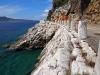 Küste bei Tresteno