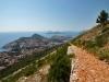 Aufstieg zu Dubrovniks Hausberg Srdj