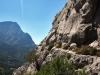 Unterwegs im Biokovo Gebirge bei Baska Voda