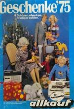 Allkauf - Geschenke '75