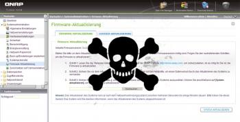QNAP NAS - Firmwareupdate tödlich!