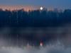 Sonnenuntergang am De Wittsee