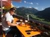 Bierchen am Adlerhorst