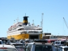 Fährhafen in Bastia