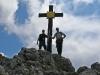 Gipfel des Hochstaufen (1771 m)