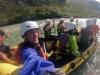 Rafting zwischen Srepnica und Trnovo