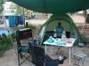 Unser gemütlicher Zeltbereich