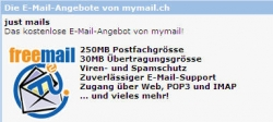 Freemailaccount bei mymail.ch