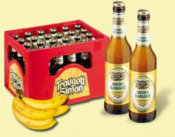 Traugott Simon Weizen Banane