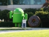 Android heißt mich willkommen