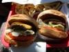 Der 1. Burger am 1.Tag